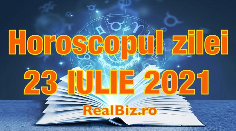 Horoscop 23 iulie 2021. Previziuni complete. Peștii sunt eficienți ca niciodată în această zi, iar Vărsătorii și Capricornii petrec o seară nebună