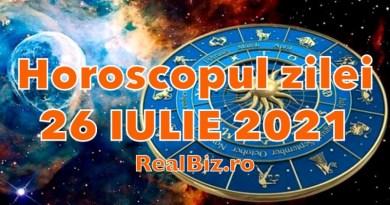 Horoscop 26 iulie 2021. Previziuni complete. Săgetătorii și Capricornii au parte de o zi cu mari încărcături emoționale, iar Vărsătorii vor avea o zi frumoasă la locul de muncă