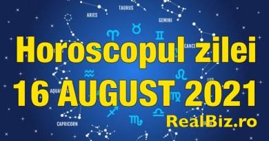 Horoscop 16 august 2021. Previziuni complete. Racii și Gemenii sunt ocupați toată ziua, iar Leii încep săptămâna într-un mod distractiv