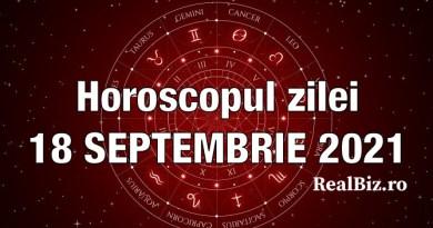 Horoscop 18 septembrie 2021. Previziuni complete. Vărsătorii și Capricornii se preocupă de sănătatea lor, iar Peștii aduc niște banii în casă