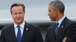 """Obama must a thought; """"If racism were helium the UK would float away"""""""
