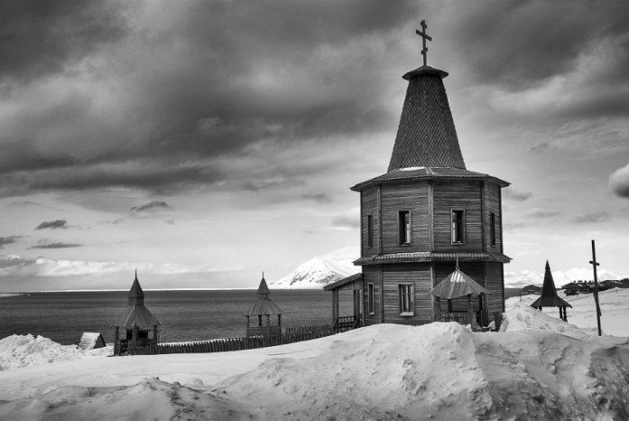 Nejsevernější ortodoxní kostel na světě
