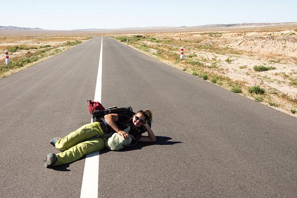 Stopování v Mongolsku