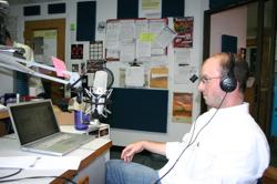 Jim Duncan on WNRN 23 September 2007