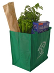 Earthwise reusable bag