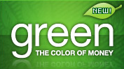 Green - the color of money