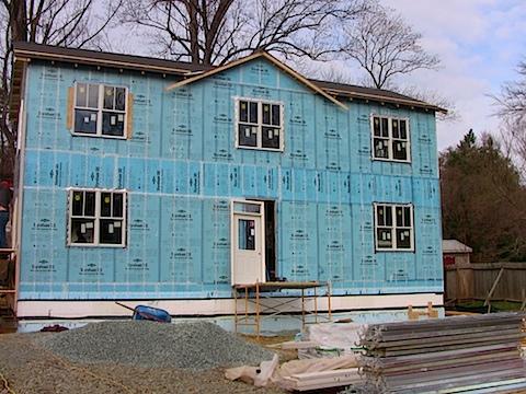 New Charlottesville Green Earthcraft Home
