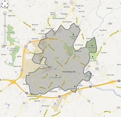 The Virginia Public Access Project - Charlottesville City