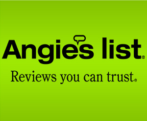 Angie's List For Reviews You Can Trust - Logo