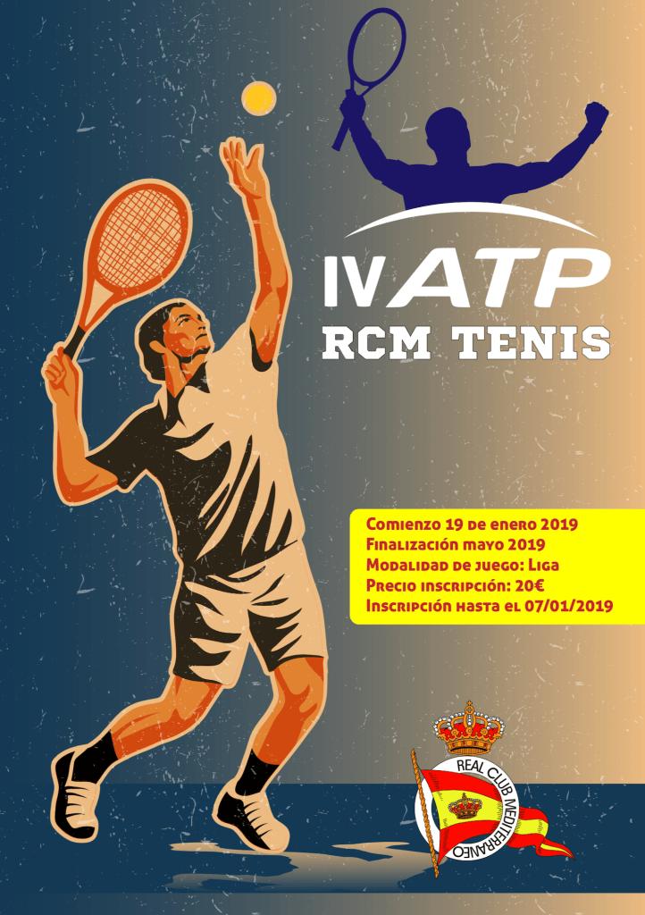 IV TORNEO ATP RCM DE TENIS