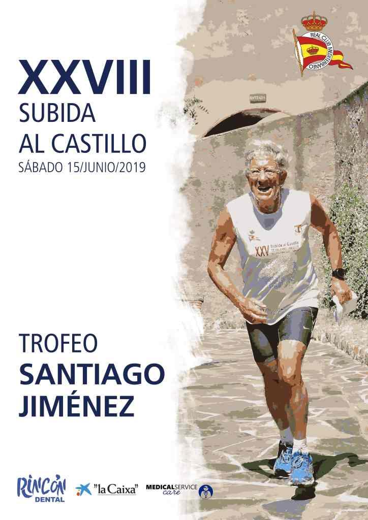 XXVIII Subida al Castillo – Trofeo Santiago Jiménez