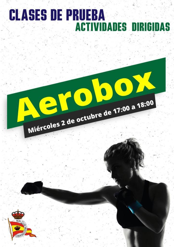 Nueva clase de prueba: Aerobox