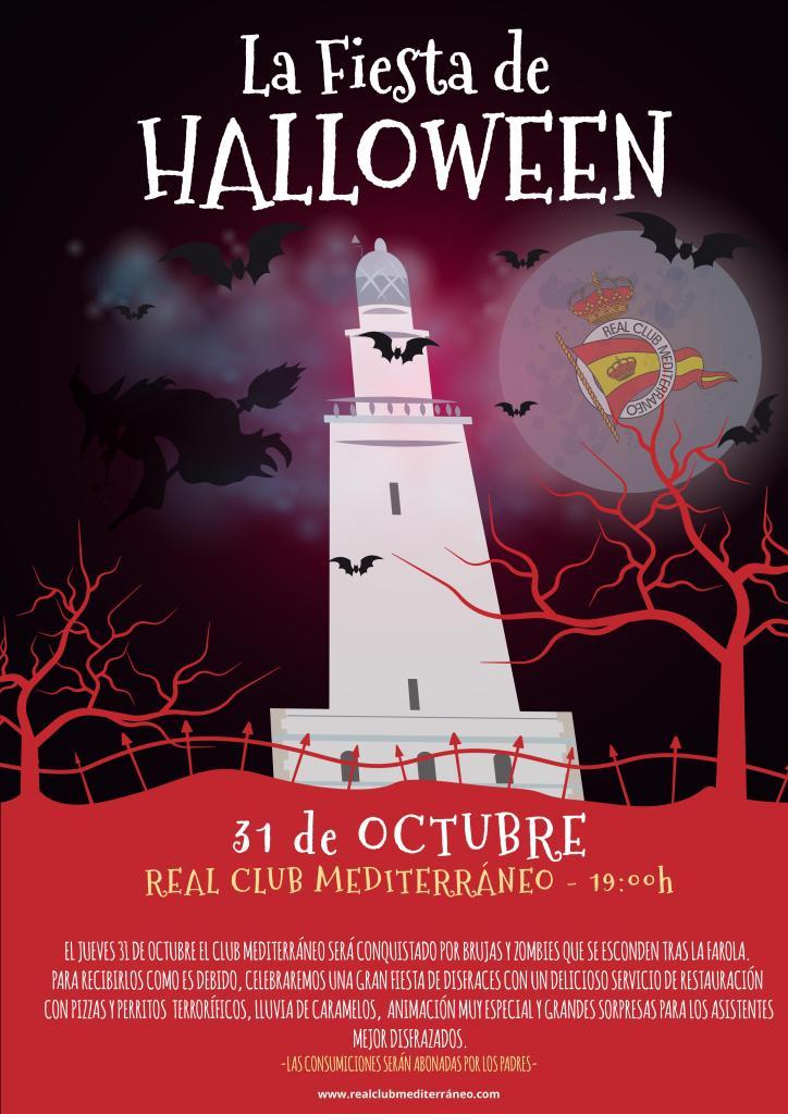 Gran Fiesta de Halloween 2019