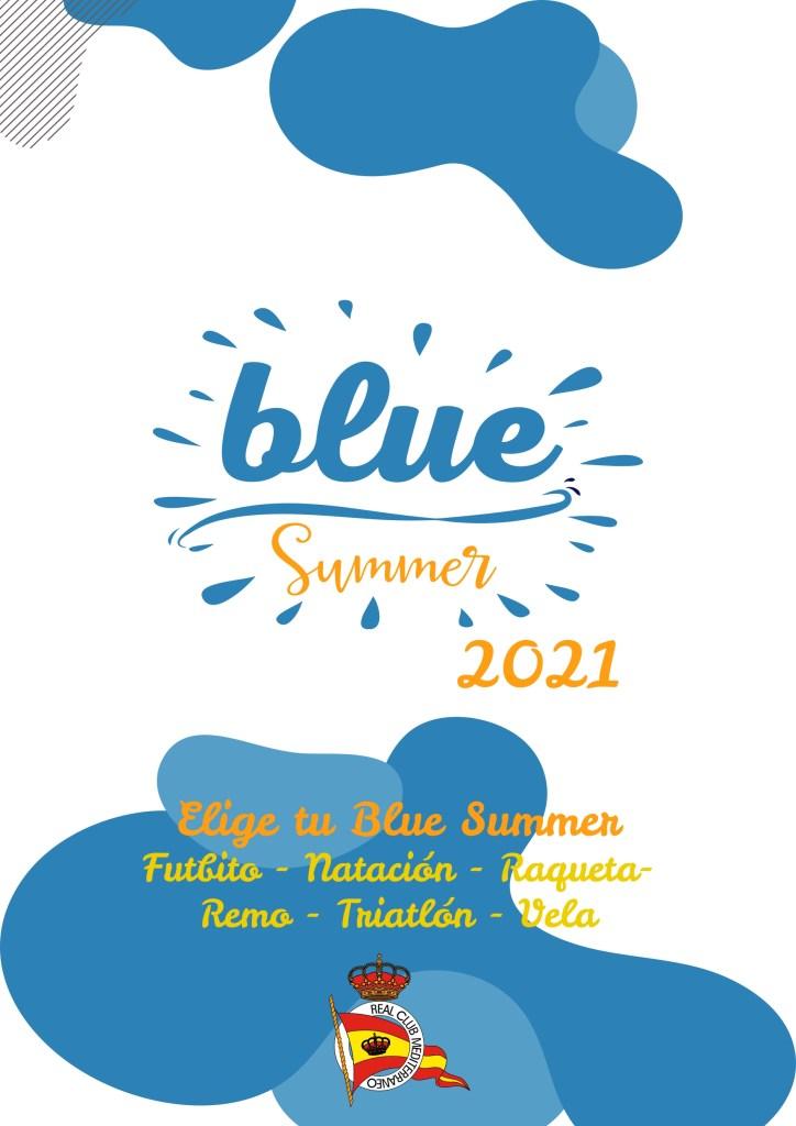 Nueva edición del Campamento de Verano: Blue Summer 2021