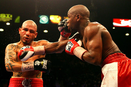 Vs Miguel Cotto
