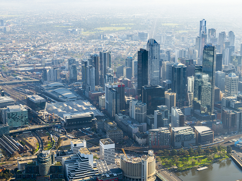 40year High For Melbourne Cbd Office Market
