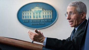 Why did Fauci CHEER when hydroxychloroquine was used in 2013 for MERS, but is now skeptical for coronavirus?