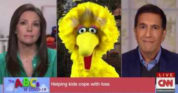 Conservative Activist Slams Alarmist CNN for 'Sesame Street' Town Hall: 'It's Actually Inducing More Fear'