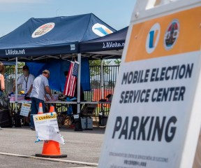 Pelosi Panics, As Poll Shows Republican Winning CA-25