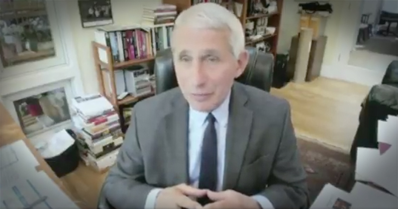 """Fauci On COVID: """"No Guarantee Vaccine Actually Going To Be Effective"""""""