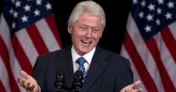 Bill Clinton Denied Going to Epstein's Island, Now a Witness Says Otherwise