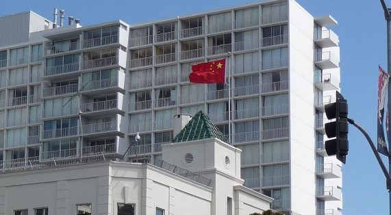 Chinese Consulate In San Francisco Harboring 'Active Duty' PLA Researcher Wanted By FBI - realconservativesunite
