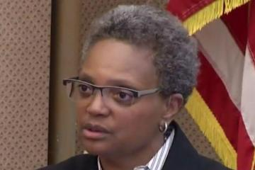 Chicago Mayor Lori Lightfoot Tries to get Away With Murder, Blames 'Covid' for Spiking Murder Rate