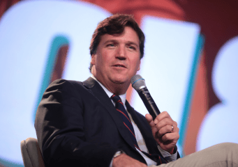 A Conversation With Tucker Carlson On Protests, The American Right, And Elite Leftists