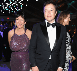 Elon Musk Triggered Into Twitter-Rage As Internet Mercilessly Reminds Him Of Ghislaine Maxwell Photo