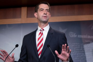Sen. Cotton: NY Times Exposed as 'Laughing Stock'