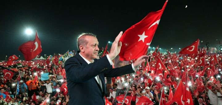 Erdogan Leads Turkey's Democracy on a Populist Death March After Failed Coup