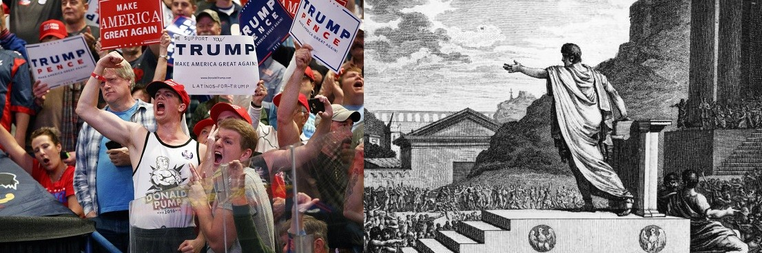 Trump, the Specter of Political Violence, & Lessons From the Roman Republic (Or, We Have a Problem America!)