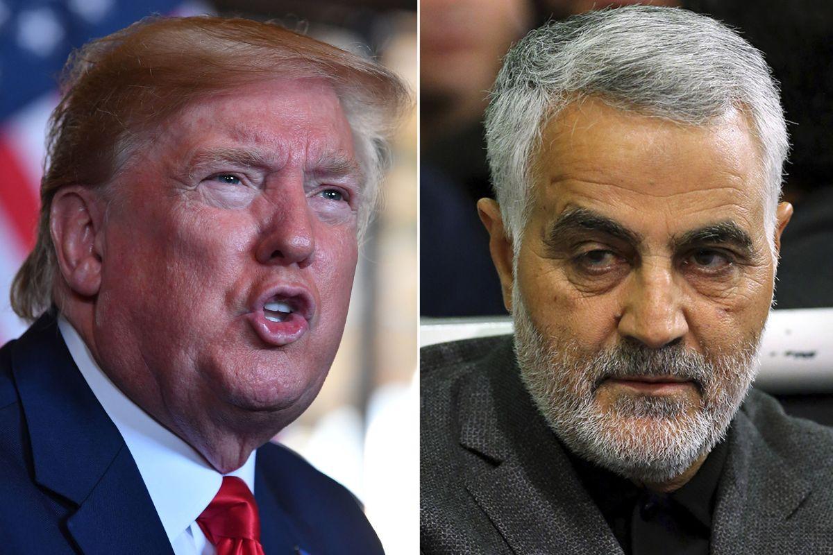 Trump Soleimani