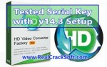HD Video Converter Factory Pro Serial Key + v14.3 Setup [Download]