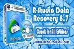 R-Studio Data Recovery v8.7 [PC+ Mac]