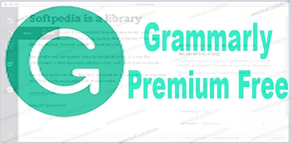 Grammarly Premium Free Cover