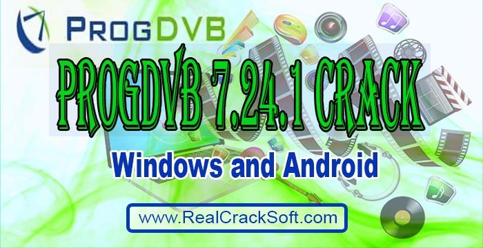 ProgDVB Crack Cover Image