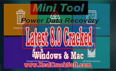 minitool data recovery crack mac