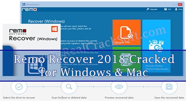 RRemo Recover Windows