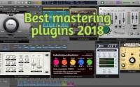 Best mastering plugins 2018