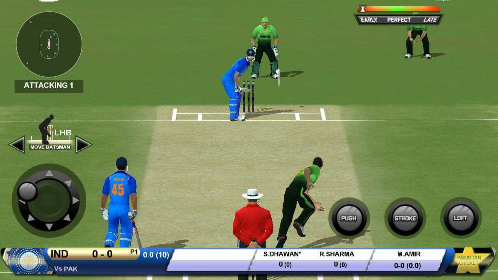 Real Cricket 20 Mod APK Version