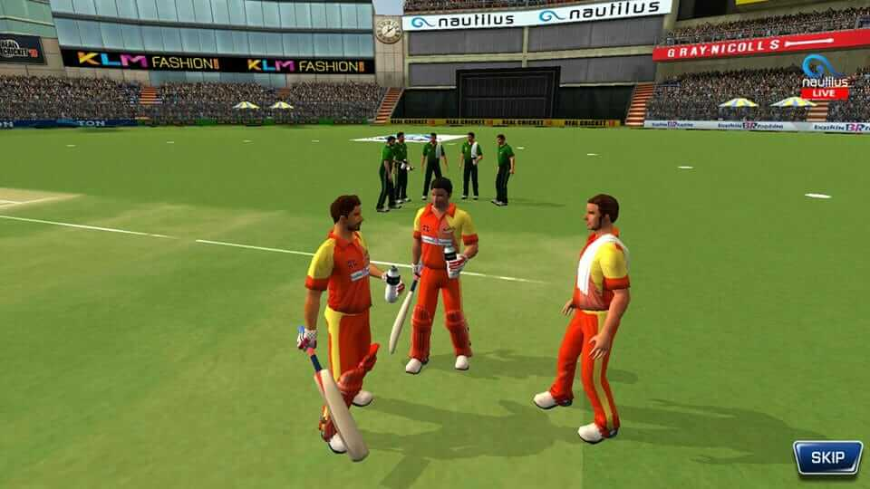 Download Real Cricket 19 Game