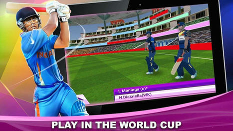 real cricket 20 world cup