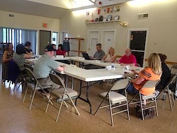Crozet Community Advisory Council Meeting - 16 May