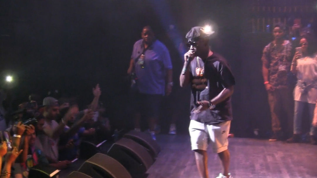 HAVOC FIRST PERFORMANCE Since Prodigy's Death