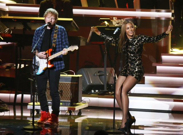"Ed Sheeran And Beyoncé Release The ""Perfect Duet"""
