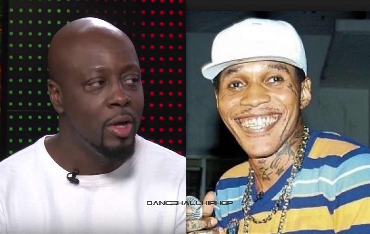 WYCLEF JEAN EXPLAINS WHY HE LIKES VYBZ KARTEL SO MUCH, TALKS REGGAE INFLUENCE GLOBALLY