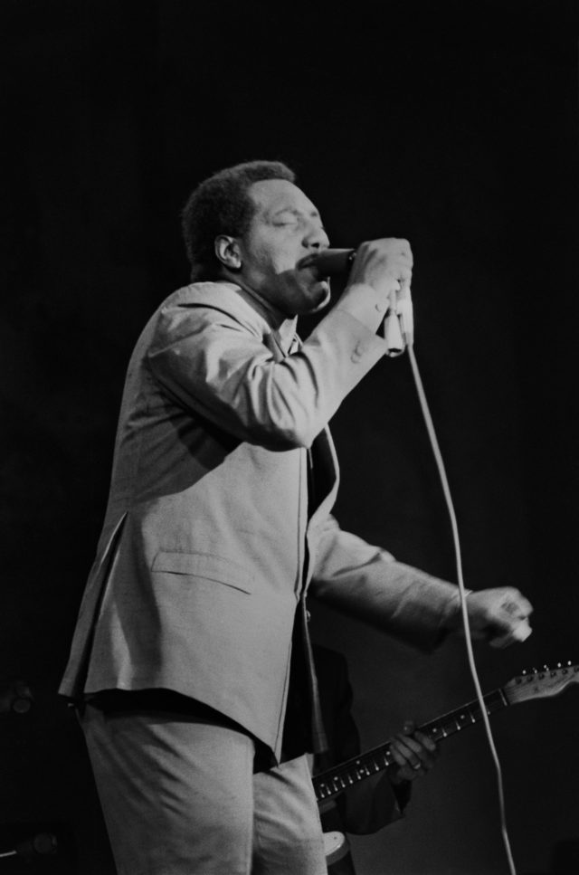 Evening Honoring Otis Redding To Be Held At Apollo Theater