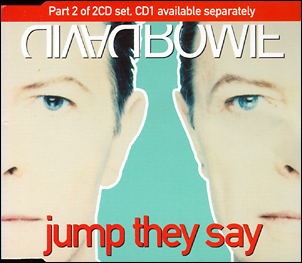 David Bowie – Jump They Say (Rock Mix) (1993)