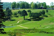 Blue Ridge Golf Courses